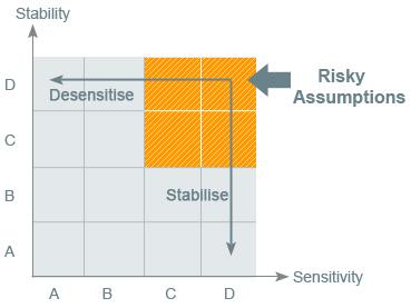 risky assumption