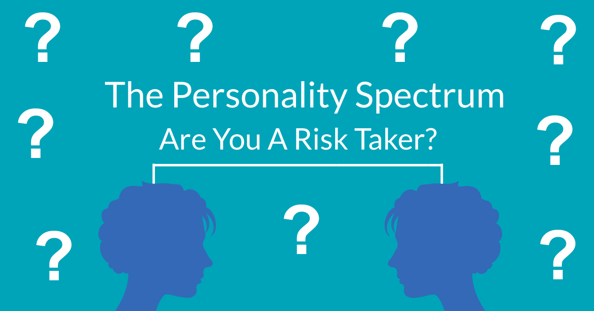 Two people taking a personality quiz